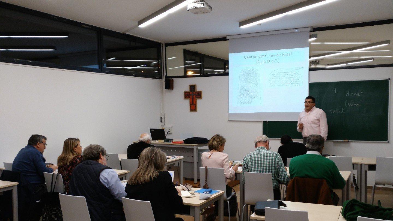 Éxito de la licenciatura de teología catequética del CRETA