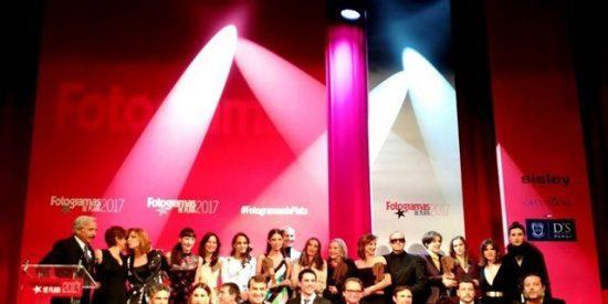 Javier Gutiérrez y Juana Acosta, premios 'Fotogramas de Plata' como mejores actores del cine español