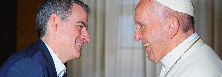 """Rafael Luciani: """"Queremos colaborar con el proceso de reformas que lleva adelante el Papa Francisco"""""""