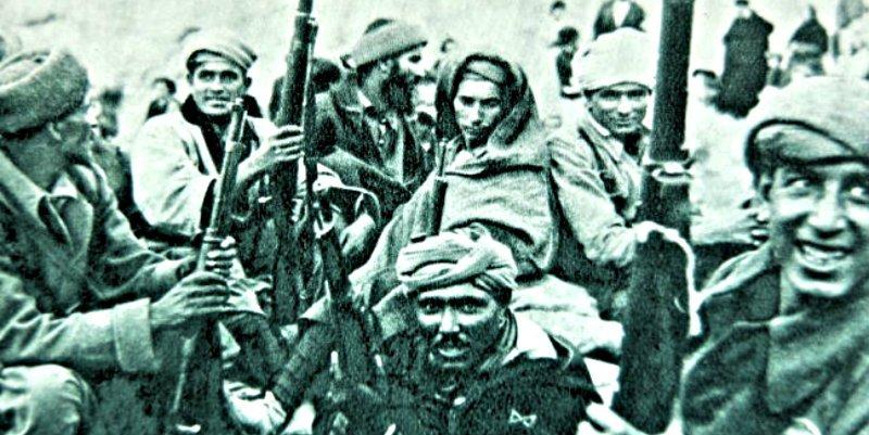 La noche en la que los 'moros' de Franco acuchillaron a cientos de brigadistas internacionales mientras dormían