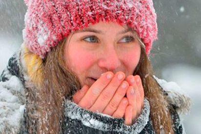 Si te parece que hace mucho frío, lo peor está por llegar
