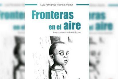 """Luis Fernando Vílchez presenta en Madrid su libro """"Fronteras en el aire"""""""