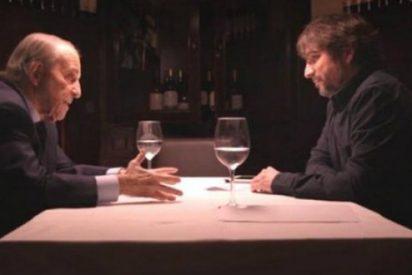 El 'valiente' José María García que sacaba pecho con Évole calla como una puerta cuando le preguntan por Villar Mir