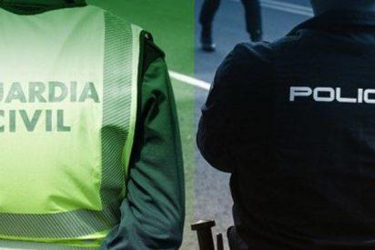 El Gobierno Rajoy admite que faltan en España 20.800 policías y guardias civiles