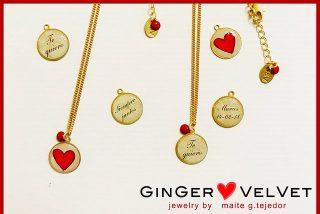 El amor es personal e intransferible. ¡Ginger & Velvet siguen enamorados!