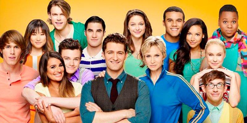 La terrible maldición de los actores de «Glee»