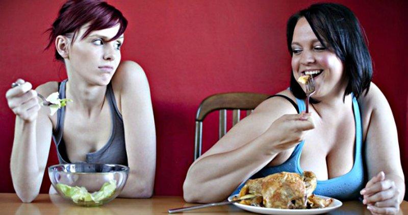 Megarexia: cuando estás obeso y frente al espejo te ves delgado y sano