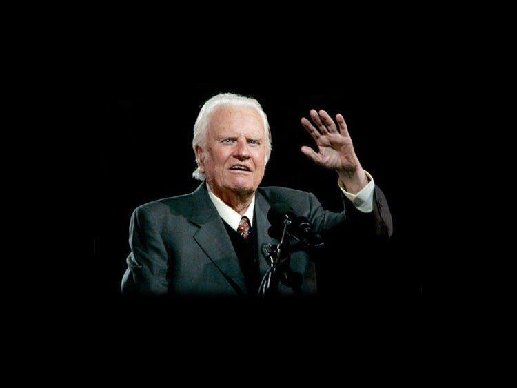 Muere el pastor evangélico Billy Graham