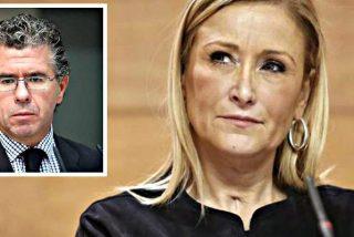 """Cristina Cifuentes: """"Granados es un mentiroso, un mezquino, un miserable y un machista"""""""