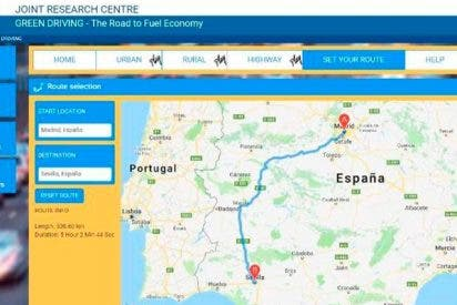 Green Driving Tool: la web de la Comisión Europea que te dice cuánto contamina tu coche
