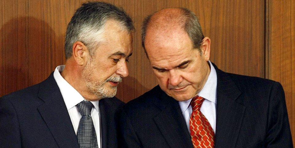 """Jaime González: """"Lo del PSOE no es corrupción, sino reparto solidario"""""""