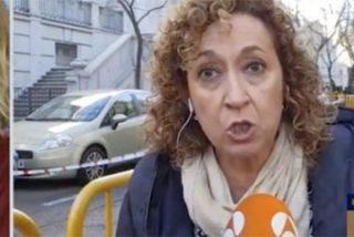 Griso finiquita el incendiario y victimista discurso de una diputada de ERC desvelando a la audiencia sus tácticas marrulleras con la Policía