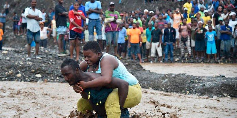 Las pervertidas orgías a lo Calígula de altos cargos de Oxfam en Haití