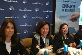 """Manos Unidas invita a """"tomar conciencia del escándalo del hambre y la pobreza"""" en el mundo"""