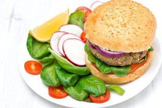 Cómo hacer hamburguesas veganas