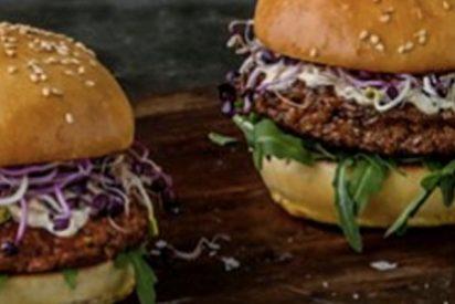 Así son las hamburguesas de insectos que causan furor en Suiza