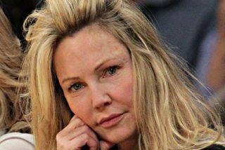 Heather Locklear, protagonista de 'Melrose Place', arrestada por pegarle una paliza a su novio