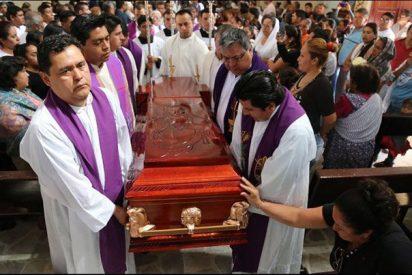 El obispo Guerrero insiste en el diálogo con los narcos