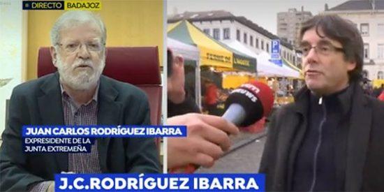 """Ibarra deja tiritando a los del 155 y saca pecho contra los golpistas: """"¡O ganan ellos o ganamos nosotros!"""""""