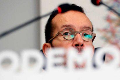 Un concejal de UPyD le baja la 'minga' a Echenique por cuenta de sus espermatozoides