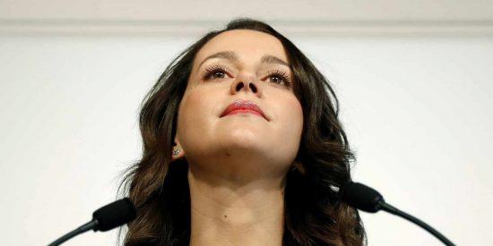 El tremendo estacazo de Inés Arrimadas a Jordi Sánchez que le baja los humos