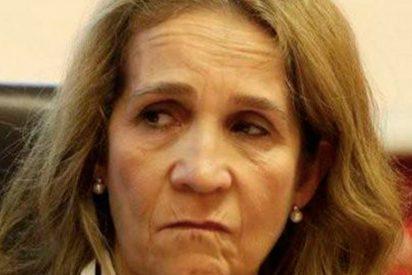 """La Infanta Elena: """"Me siento orgullosa de querer y apoyar la tauromaquia"""""""