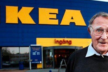 Los hijos de Ingvar Kamprad se quedan tirados sin la super herencia del imperio Ikea