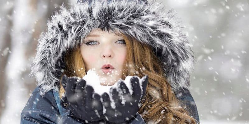 Frío y nieve: Los estragos que causan en tu piel
