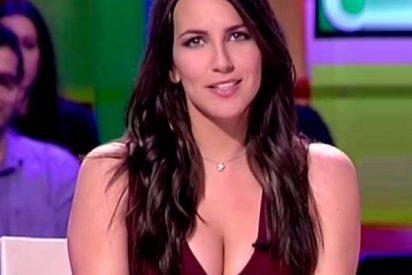 Pillan a Irene Junquera completamente desnuda en la ducha por un 'descuido'