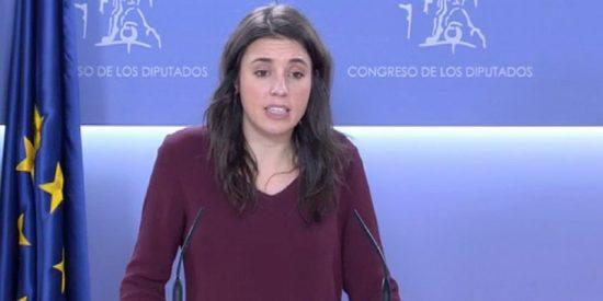 "La burla de Méndez de Vigo a las ""portavozas"" de la ocurrente Montero"