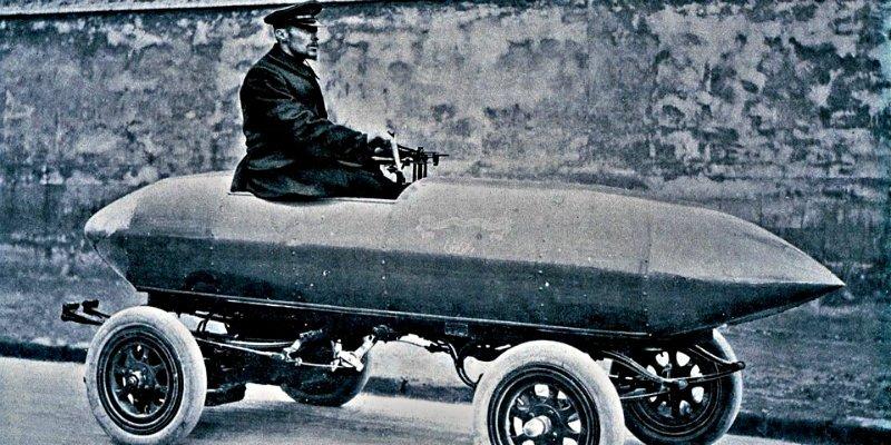 Coche eléctrico: ¿Sabés cuándo se inventaron y quien fue el genio?
