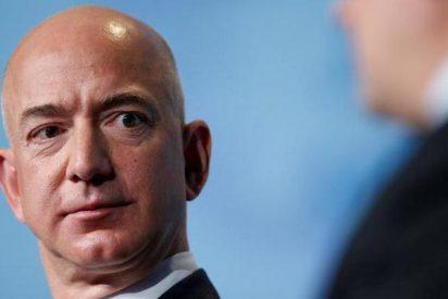 Las genialidades de Jeff Bezos: drones para cargar los coches eléctricos
