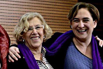 Colau, Carmena, Kichi y toda esa peste de Podemos en los Ayuntamientos
