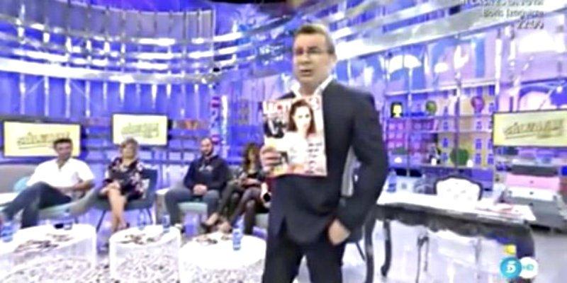 El gesto de Jorge Javier Vázquez que la va a salir muy caro a Telecinco