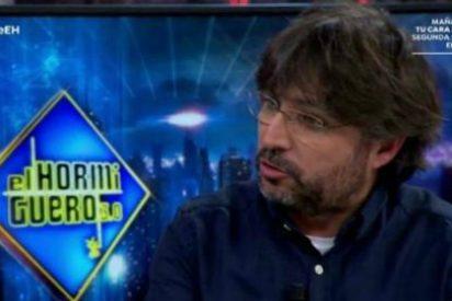 """Jordi Évole va como un loco a por Marta Sánchez en 'El Hormiguero': """"Lecciones de patriotismo, las justas"""""""