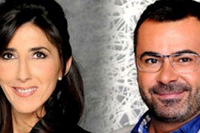 Jorge Javier Vázquez y Paz Padilla en pie de guerra