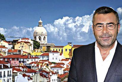 La escapada amorosa de Jorge Javier Vázquez a Lisboa acaba en tragedia, llanto y en Comisaría