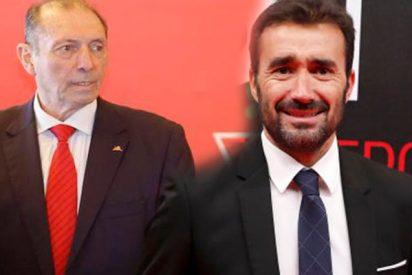 Juanma Castaño hundido tras la pérdida de Enrique Castro 'Quini'