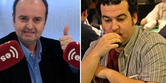 Salvajismo tuitero: Juanma Rodríguez y Rubén Parra (TDJ) se dan de navajazos desvelando los trapos sucios de cuando eran compañeros en COPE