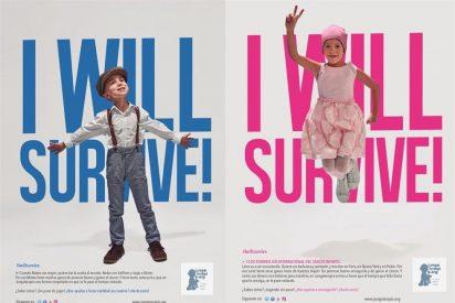 'I Will Survive', el nuevo himno de lucha y superación de Juegaterapia