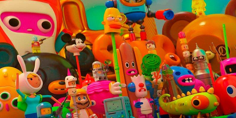 ¡Ojo!: Mucho cuidado con los juguetes de segunda mano cuando son de plástico