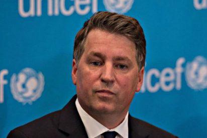 Dimite el 'número dos' de Unicef tras ser acusado de comportamiento inapropiado con mujeres