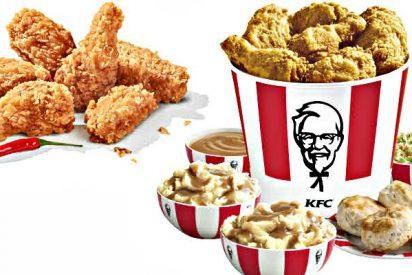 KFC tiene que cerrar más de 700 restaurantes en Reino Unido por falta de pollo