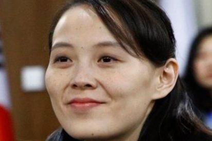 """Así se convirtió Kim Yo-jong, hermana de Kim Jong-un, en el """"arma secreta de seducción"""" de Corea del Norte"""