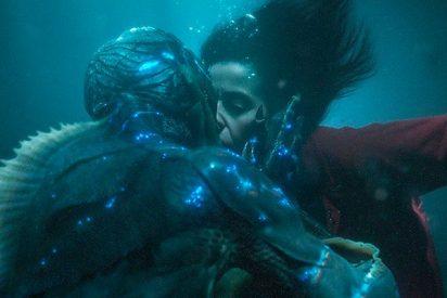 """Del Toro perfila """"La forma del agua"""""""