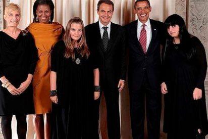 La censura en España: cómo se prohibieron las fotos de las hijas de Zapatero