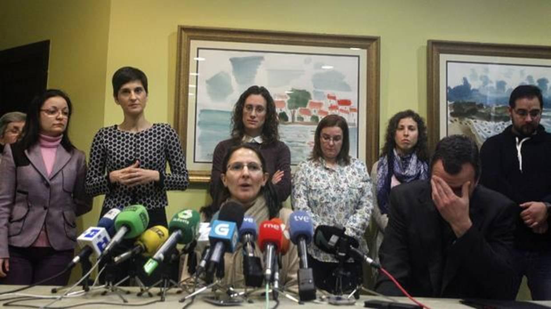 El fiscal desimputa a la 'mano derecha' de Miguel Rosendo y a su mujer e hijos