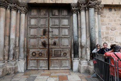 El cierre del Santo Sepulcro: no es sólo cuestión de dinero