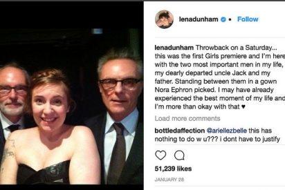 Lena Dunham obligada a someterse a una extirpación del útero