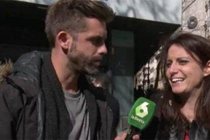 ¡Qué necesidad…! Andrea Levy se viene muy arriba y entona en laSexta el himno de España de Marta Sánchez
